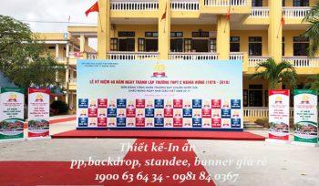 Cho thuê backdrop in pp hiflex