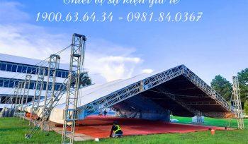 Cho thuê nhà bạt giá rẻ tại KCN Long Hậu